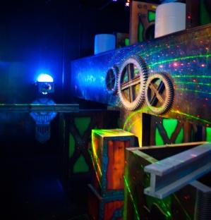 Perfect Games Bowling Laser Tag Arcade Laser Tag