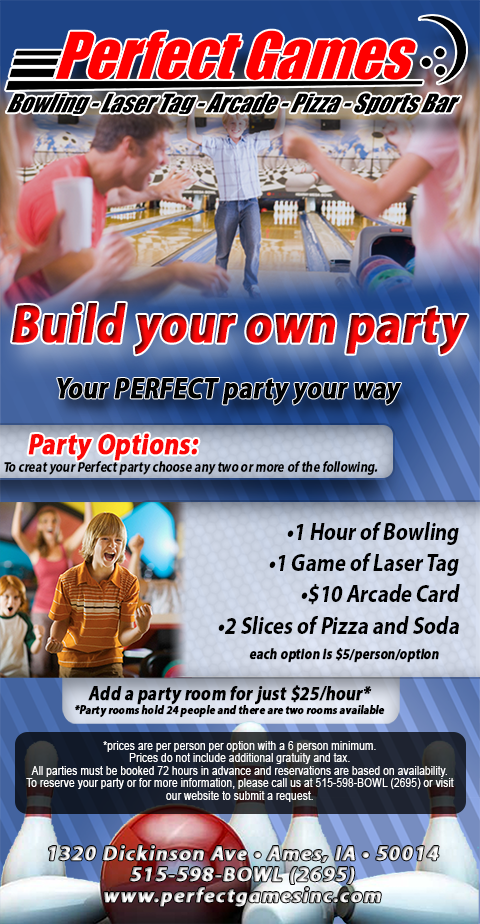 Build your own party